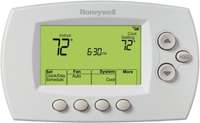 Product Image - Honeywell RTH6580WF1001 Wi-Fi 7-Day Thermostat