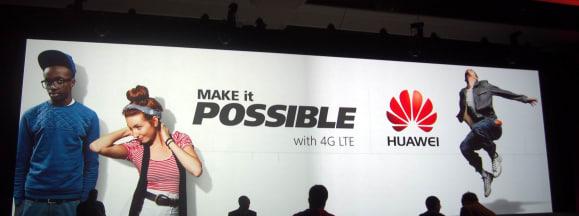 Huawei main hero