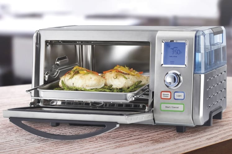 Steam Ovens The Secret Weapon To Healthier Food Faster