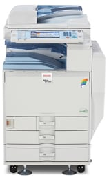 Product Image - Ricoh  Aficio MP C3001