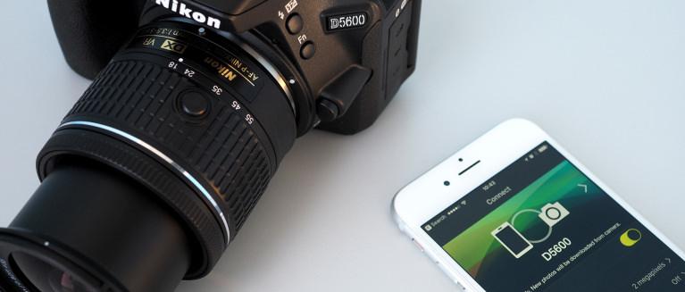 Nikon d5600 hero sm
