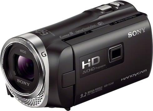 Product Image - Sony Handycam HDR-PJ540