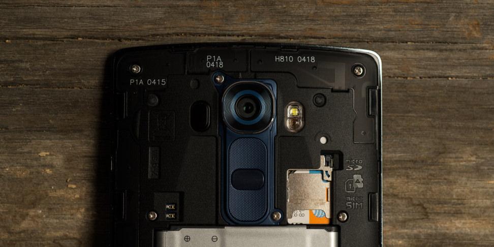 LG G4 Guts