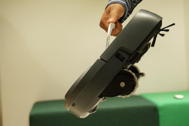 Robot Vacuum Handle