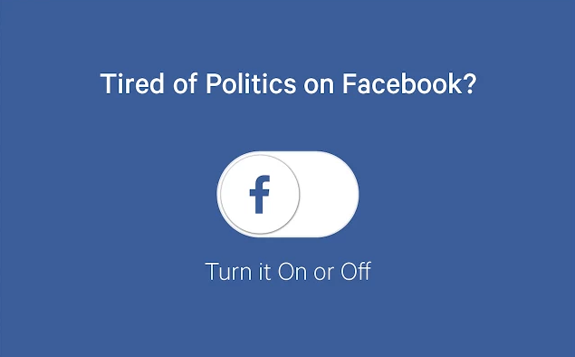 Remove All Politics From Facebook