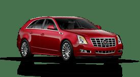 Product Image - 2013 Cadillac CTS Sport Wagon Luxury