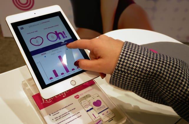 OhMiBod TASL app