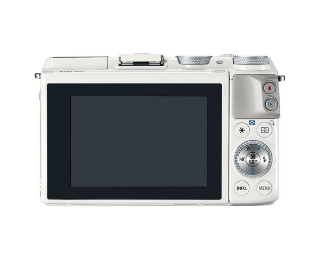 Canon EOS M3 Rear
