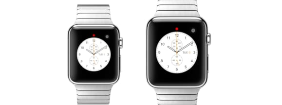 Apple watch news hero