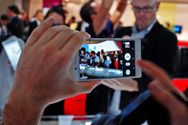 Z5 - Camera