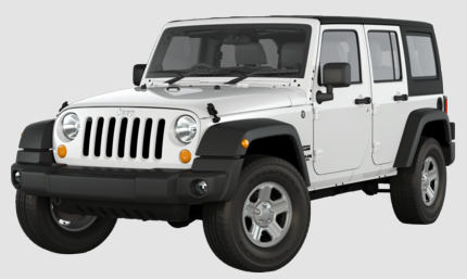 Product Image - 2012 Jeep Wrangler Unlimited Sport RHD