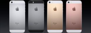 Apple iphone se announcement hero