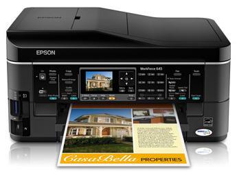 Product Image - Epson WorkForce 645