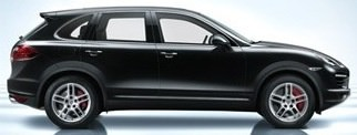 Product Image - 2013 Porsche Cayenne Turbo