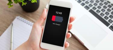 Phone battery life hero