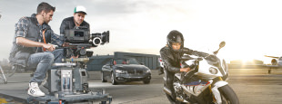Blackmagic ursa camera hero
