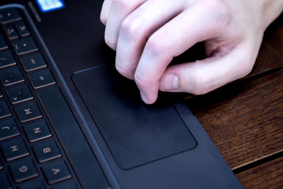 HP Spectre HP Trackpad