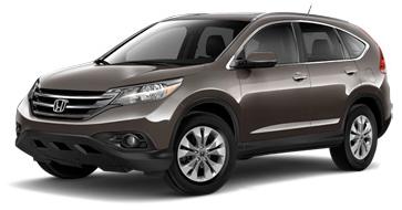 Product Image - 2012 Honda CR-V AWD EX-L