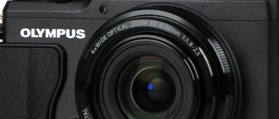 Product Image - Olympus Stylus XZ-2 iHS