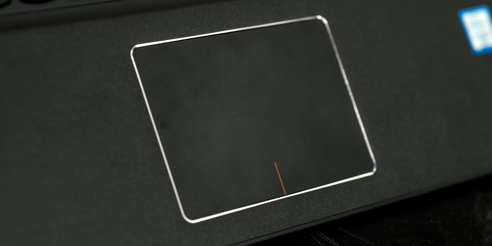 Lenovo Yoga 900 Trackpad