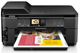 Product Image - Epson WorkForce WF-7510