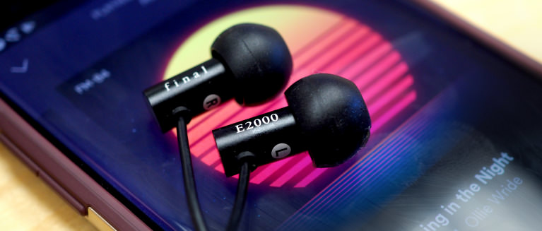 Final audio e2000 hero