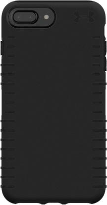 Product Image - Under Armour UAIPH-004-BLK UA Protect Grip Case for iPhone 8 Plus / 7 Plus