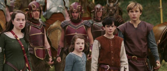 The Chronicles of Narnia: The Lion, The Witch & The Wardrobe