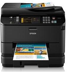 Product Image - Epson WorkForce Pro WP-4540
