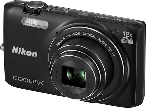 Product Image - Nikon Coolpix S6800