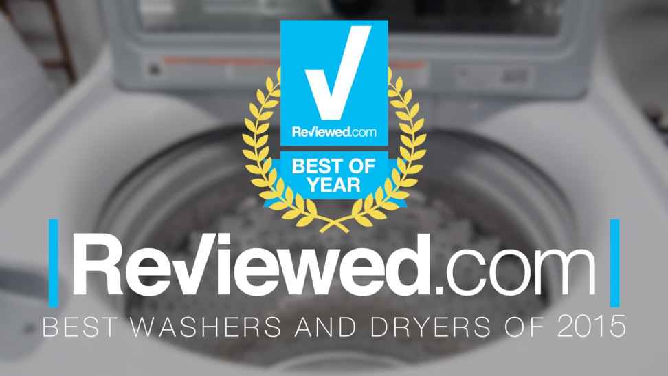 Best washing machines and dryers of 2015 Best washer 2015