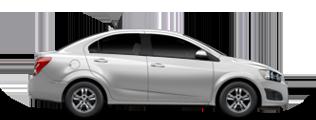 Product Image - 2012 Chevrolet Sonic Sedan LS Manual