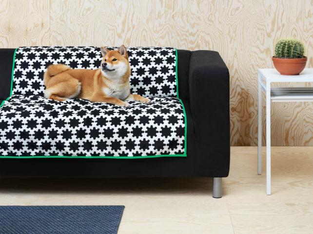 Ikea-blanket
