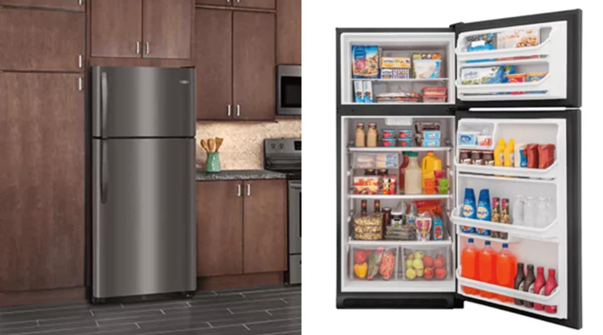 Frigidaire Fftr1821td Top Freezer Refrigerator Review