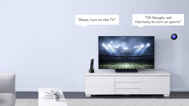 Harmony Home Hub