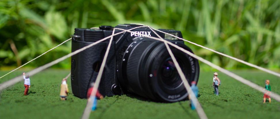 Product Image - Pentax Q7