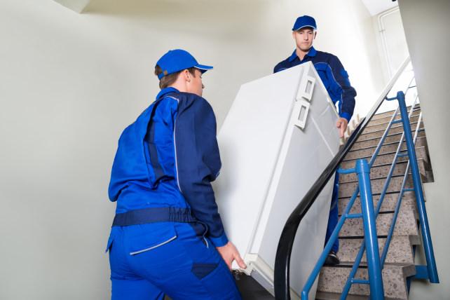 Refrigerator-delivery
