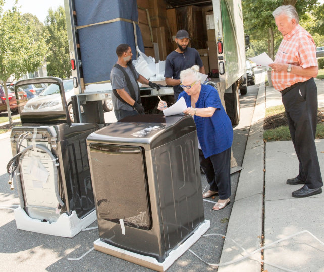 Appliance Delivery