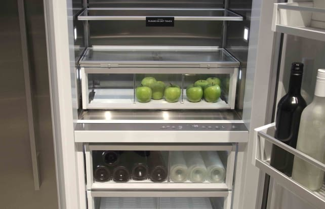 Fisher & Paykel column fridge refrigerator