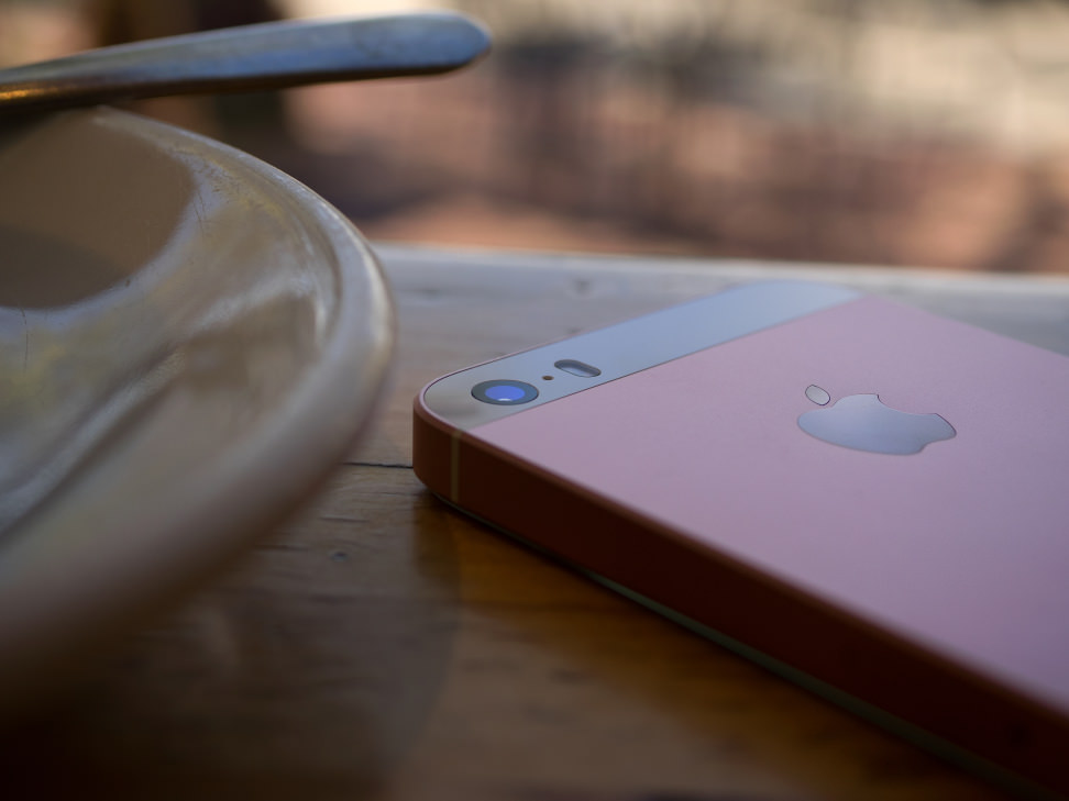 Apple iPhone SE Primary Camera