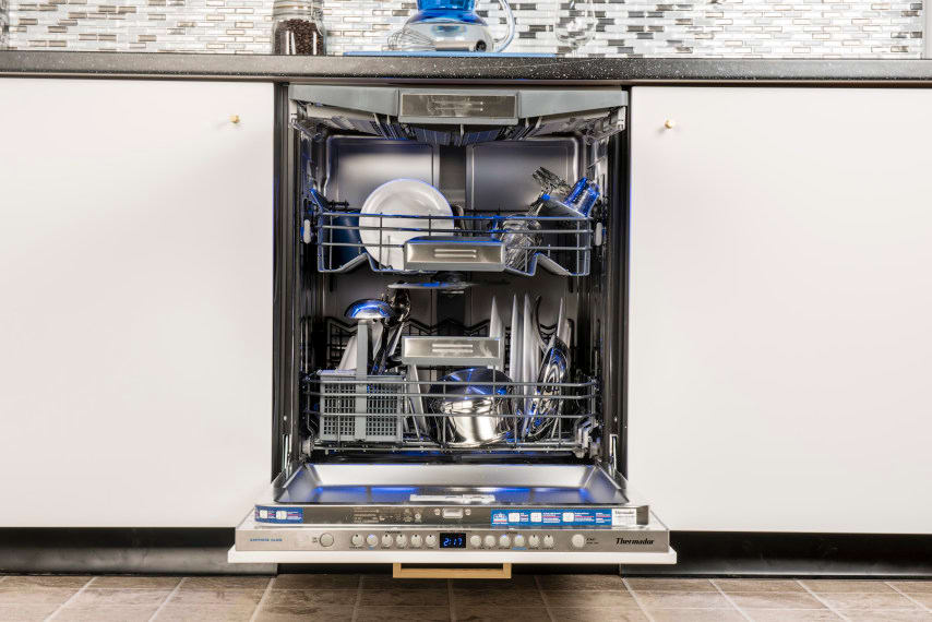 Thermador Star Sapphire dishwasher