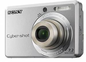 Product Image - Sony Cyber-shot DSC-S750
