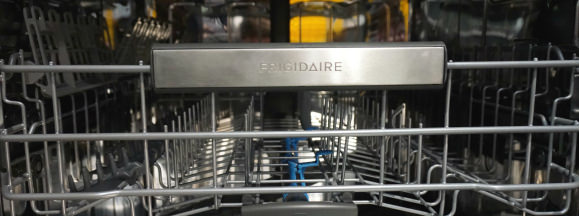Frigidaire professional dishwasher hero