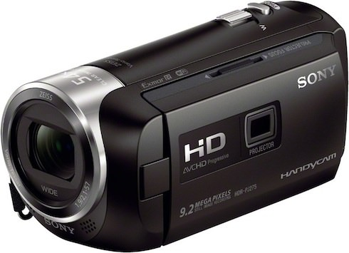 Product Image - Sony Handycam HDR-PJ275