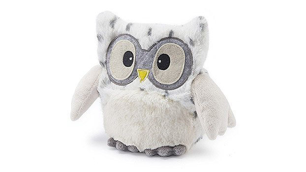 Intelex Microwave Therapy Plush Owl