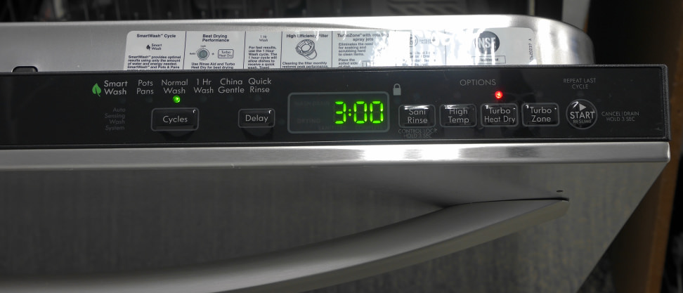 Kenmore 13693 Dishwasher Review Reviewed Com Dishwashers