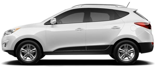 Product Image - 2013 Hyundai Tucson GLS
