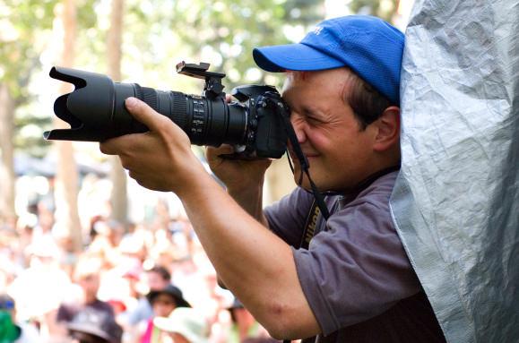 Concert Photographer
