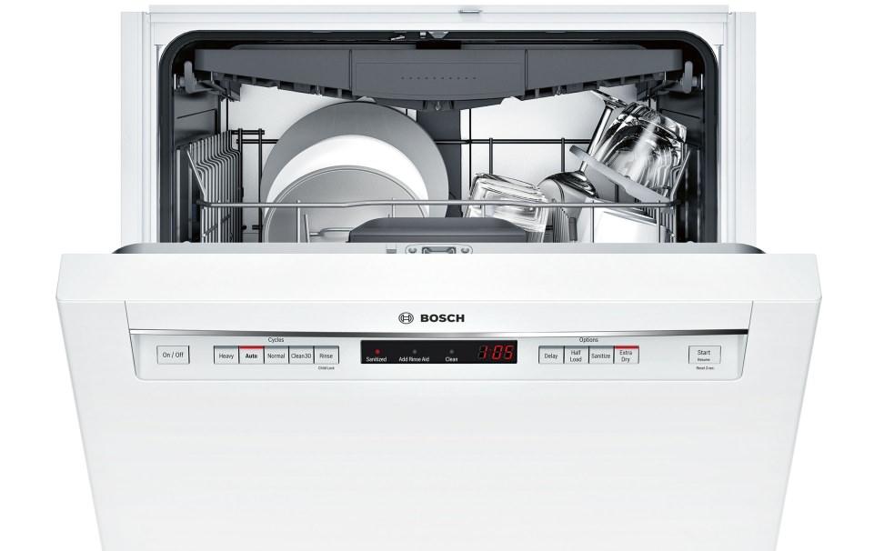 Bosch recessed handle