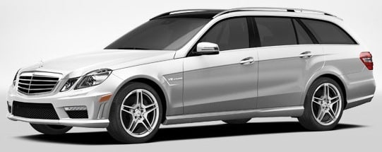 Product Image - 2013 Mercedes-Benz E63 AMG Wagon